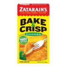 Bake and Crisp Chicken Frying Mix