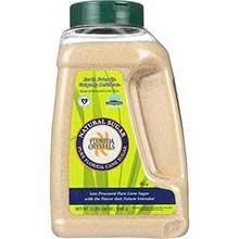 Natural and Organic Cane Sugar