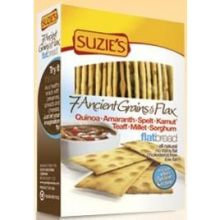 Seven Ancient Grains and Flatbread