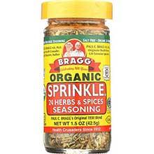 Bragg Organic Seasoning