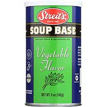 Vegetable Flavored Soup Base