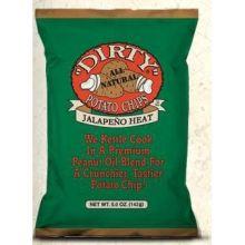 Cracked Jalapeno Heat Potato Chips