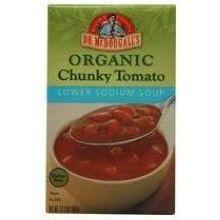 Organic Light Sodium Chunky Tomato Soup