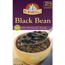 Black Bean and Rice Soup Cup