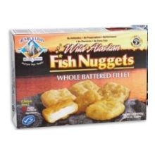 Wild Alaskan Fish Nuggets