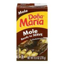 Ready to Serve Mole