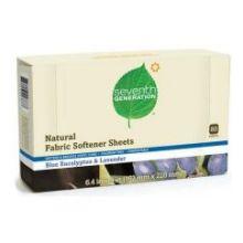 Seventh Generation Fabric Softener Sheet
