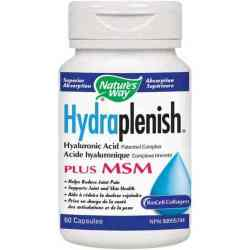 Hydraplenish with MSM Veg Capsules