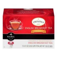 English Breakfast Decaffeinated Tea K Cups