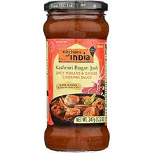Kashmiri Rogan Josh Spicy Tomato and Ginger Cooking Sauce