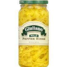Mild Banana Pepper Ring