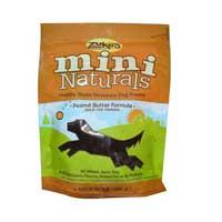 Natural Peanut Butter Mini Dog Treat