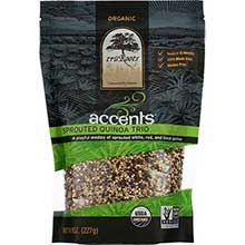 Organic Accents Sprouted Quinoa Trio