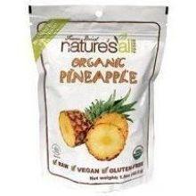 Organic Raw Pineapple Dried Fruit