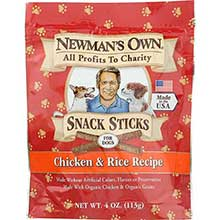 Chicken and Rice Snack Stix for Dog