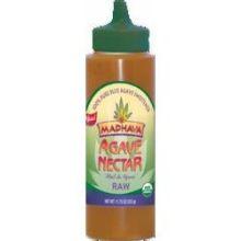 Organic Agave Raw Nectar