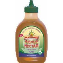 Raw Organic Agave Nectar