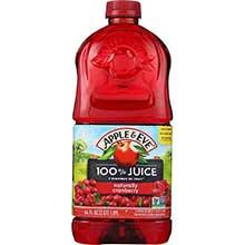 No Sugar Added Cranberry Juice