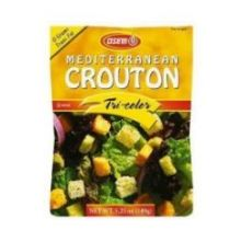 Tri Color Croutons