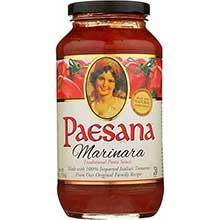 All Natural Marinara Sauce