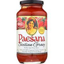 All Natural Sicilian Gravy Sauce