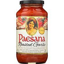 All Natural Roasted Garlic Sauce