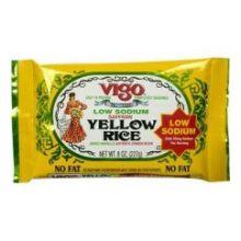 Low Sodium Yellow Rice