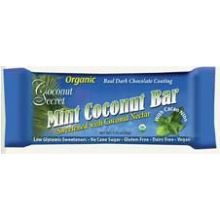 Organic Coconut Chocolate Bars