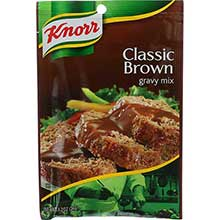Knorr Gravy Brown - 1.2 ounce
