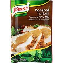 Knorr Gravy Roasted Turkey - 1.2 ounce