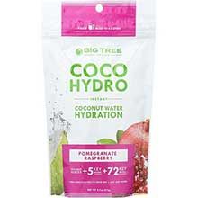 Pomegranate Raspberry Instant Coconut Water