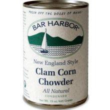 New England Corn Chowder Soup