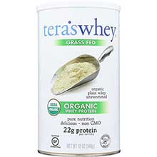 Organic Original Plain Whey Protein