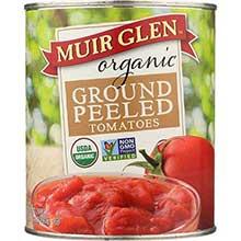 Muir Glen Organic Ground Peeled Tomato 28 Ounce