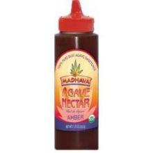 Organic GMO Free Amber Agave Nectar