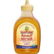 Light Organic Agave Nectar