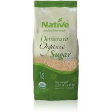 Organic Demerara Cane Sugar
