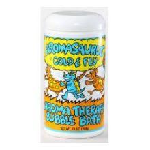 Cold and Flu Aromatherapy Lemon Bubble Bath