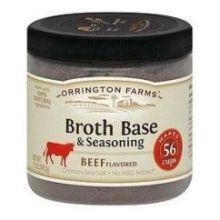 Beef Soup Broth Base