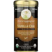 Organic Vanilla Chai Black Tea