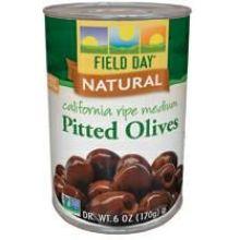 California Ripe Olives