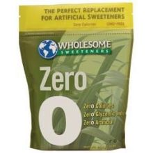 Wholesome Sweeteners Natural Zero Calorie Sweetener Packet