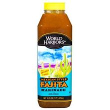 Mexican Style Fajita Marinade and Sauce