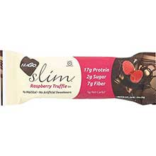 Slim Raspberry Truffle Nutrition Bar