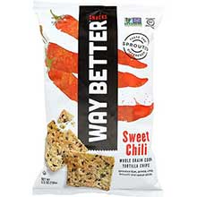 Way Better Snacks Simply So Sweet Chili Tortilla Chips