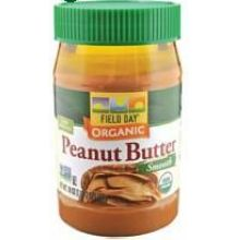 Organic Salted Easy Peanut Butter Spread