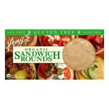 Gluten Free Sandwich Round
