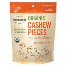 Organic Fancy Raw Cashew Pieces