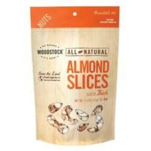 All Natural Thick Raw Almond Slice