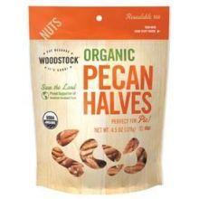 Organic Halves Pecan